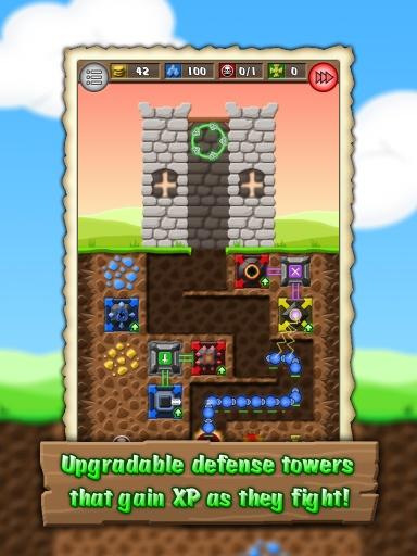 矿山城堡截图1