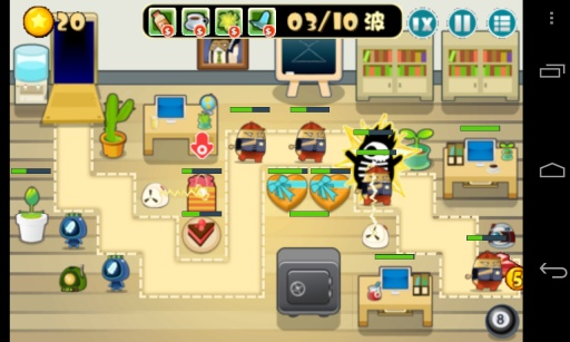 玩益智App|办公室大乱斗免費|APP試玩