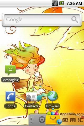 玩工具App|秋天的童话第二辑主题壁纸免費|APP試玩