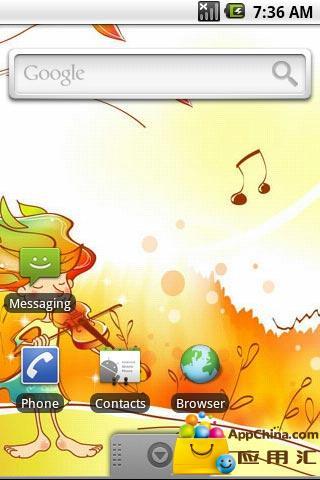 秋天的童话第三辑主题壁纸 工具 App-愛順發玩APP