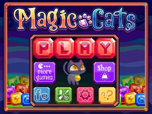魔术猫截图0