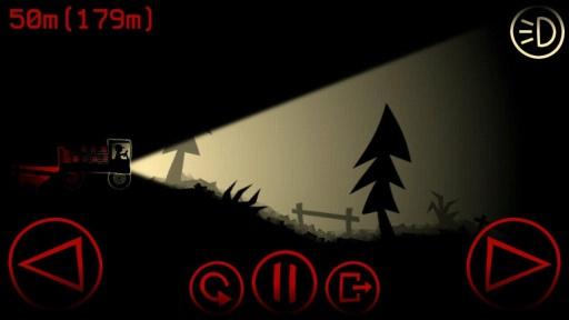 颠簸之路夜间版截图1