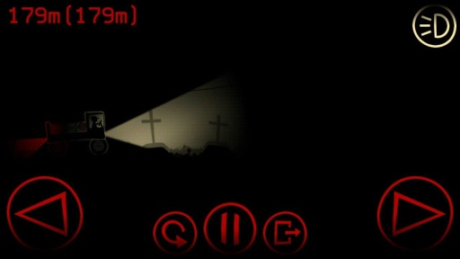 颠簸之路夜间版截图2