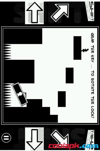 翻转世界:Shift Puzzle Game截图0