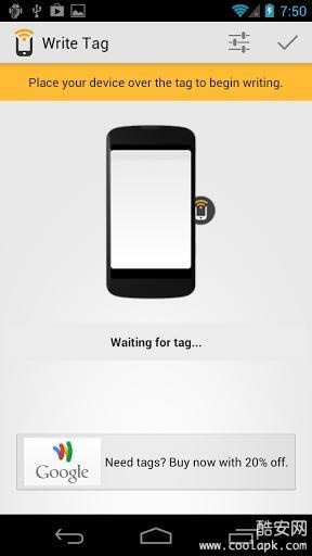 NFC Task Launcher截图1