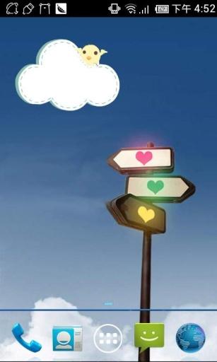 卡通小镇动态壁纸 個人化 App-愛順發玩APP