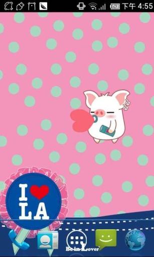 桌面宠物小猪动态壁纸