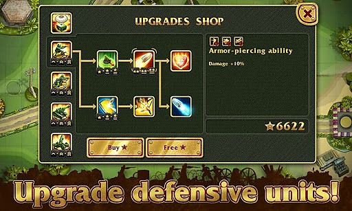 Toy Defense - TD 战略截图0