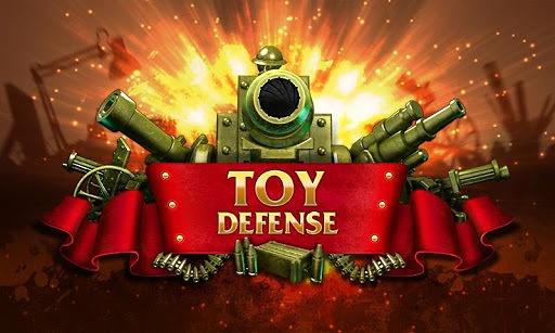 Toy Defense - TD 战略截图1