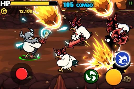 小鸡大革命:勇士