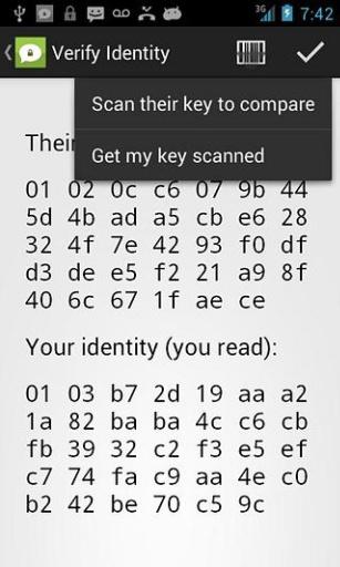 文字安全测试版截图3