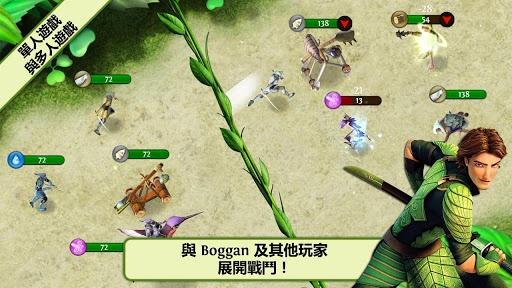 森林战士中文版截图1