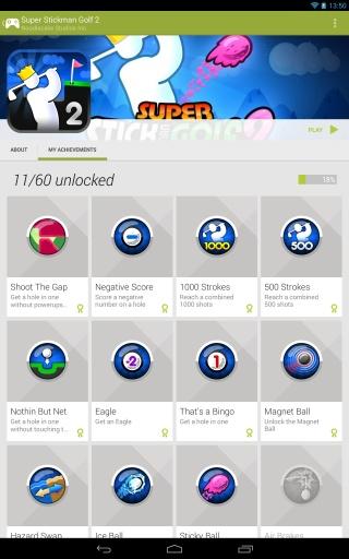 Google Play游戏截图1