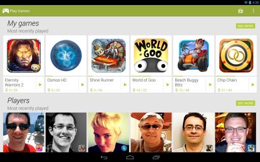 Google Play游戏截图4