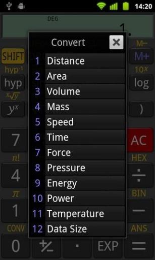 科学计算器截图4