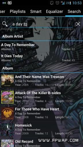 GoneMAD音乐播放器:GoneMAD Music Player截图3