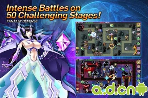 幻想防御战全球版截图2