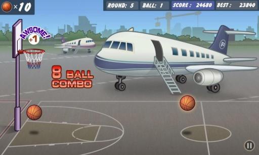 Basketball Shoot截图1