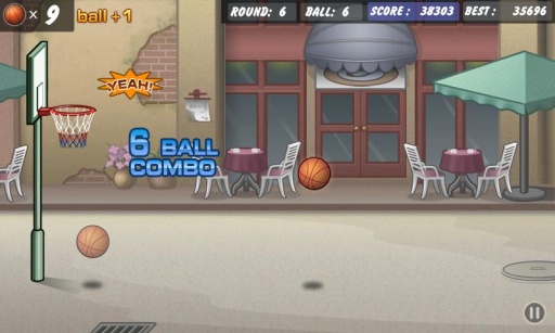 Basketball Shoot截图2