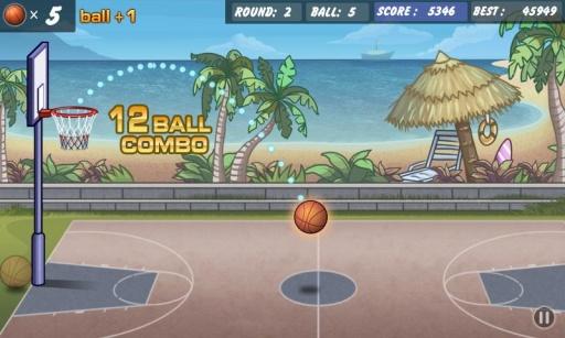 Basketball Shoot截图3