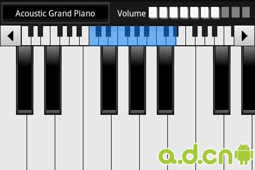 全键盘模拟钢琴完全版