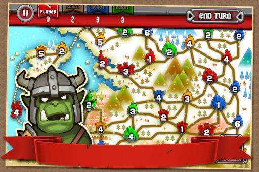 征服 - 骰子史诗战争|玩策略App免費|玩APPs