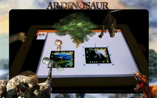 玩遊戲App|AR恐龙免費|APP試玩