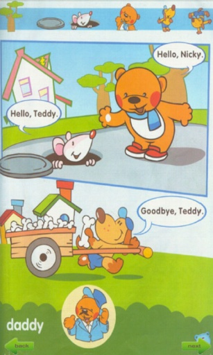 儿童英语点读机1