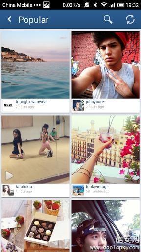 Padgram:Instagram浏览器