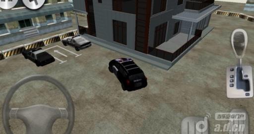 3D警车停车截图1