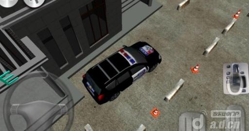 3D警车停车截图2