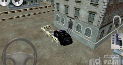 3D警车停车截图3