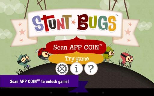 虫虫特技冒险 Stunt Bugs - App Coin™