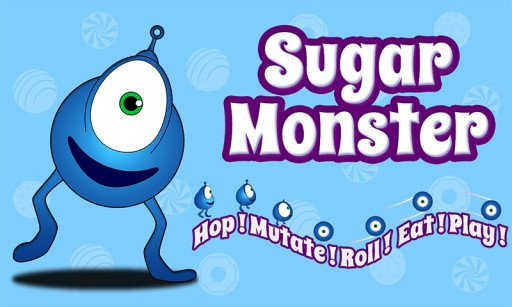 糖怪物 合吃和玩