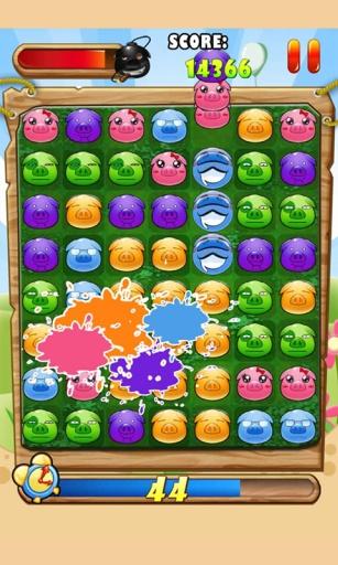 玩免費益智APP|下載猪猪爱消除 app不用錢|硬是要APP
