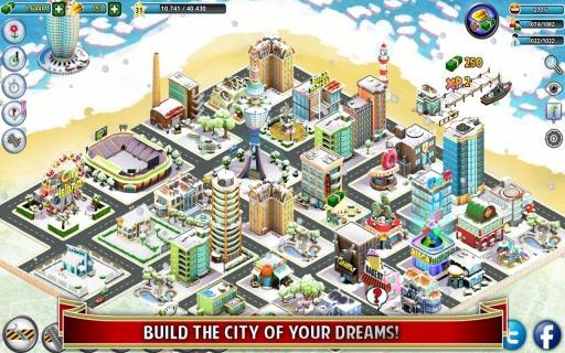 城市岛屿:冬季版截图4