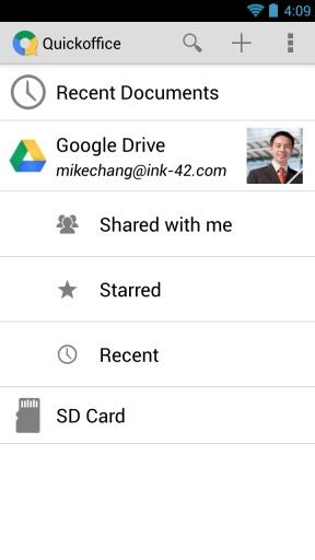 谷歌文档截图3