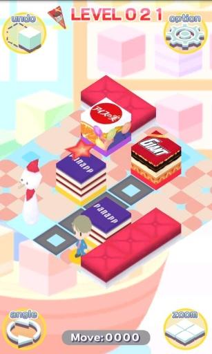 立体推箱子 ならべてグリコ|玩動作App免費|玩APPs