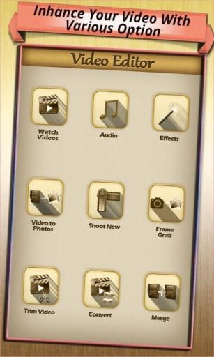 玩免費媒體與影片APP|下載所有在一個視頻編輯器 app不用錢|硬是要APP