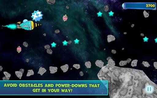 小飞船采星星|玩動作App免費|玩APPs