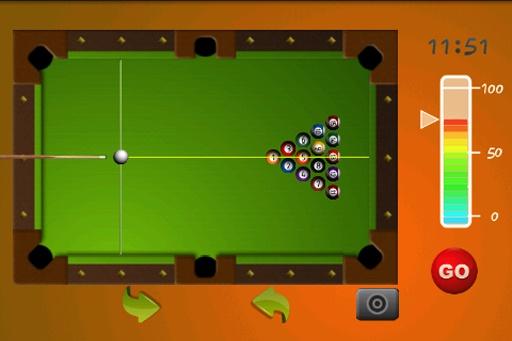 桌球-2D