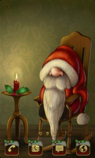 GO主题-Q版圣诞老人
