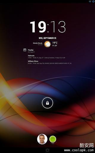 Chronus时钟天气截图3