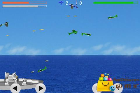 英雄航空兵截图2