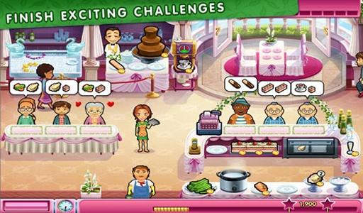 美味餐厅8:艾米丽的奇迹婚礼截图3