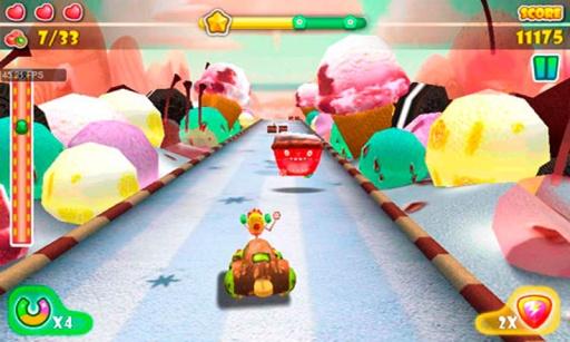 糖果赛车冲刺截图3