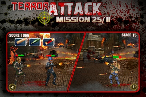Terror Attack Mission 25/1125/11恐怖攻击任务 網游RPG App-癮科技App