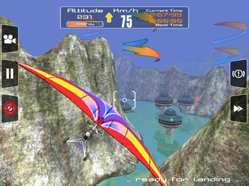 滑翔机截图0