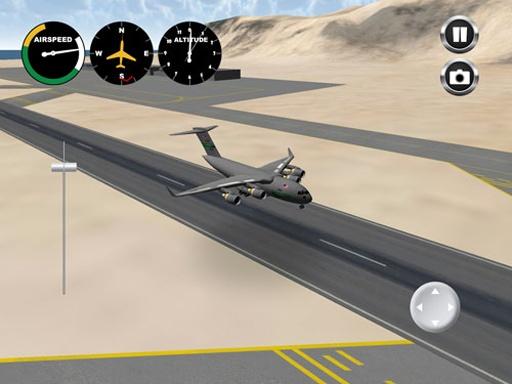 飞行模拟截图1