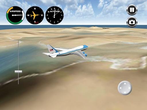 飞行模拟截图2